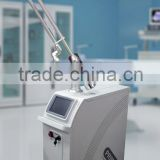 NEW technology picosecond laser green blue purple color tattoo removal machine