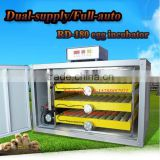 factory price Egg incubator for hatching 240 chicken eggs Small mini egg incubator for sale