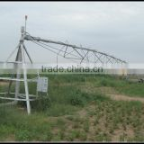 Hot galvanized steel pipes center pivot spraying irrigation system
