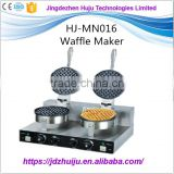Commercial Non-Stick Surface Waffle Maker Machine