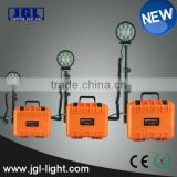 For extreme durability LED Work Light stand Model RLS-24W colorful camping light stand