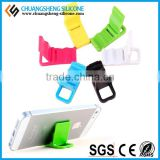 Factory wholesale price silicone cell phone sticker