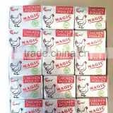 Magic bouillon cubes brand, chicken/shrimp/beef flavour cooking bouillon cubes seasoning cubes