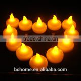 China wholesale Floating Candles,cheap LED waterproof light,birthday party and wedding decorations