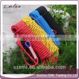 New Rescue rock climbing braided rope Fire Escape Safety and Climbing Rope,rock climbing equipment