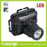Cap Lamp LED Explosion Proof Mini Headlamp For Mining And Fire Fighting