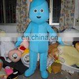 professional CE garden baby plush mascot costume,adult cartoon costume for promotion