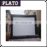 Manufacturers selling inflatable movie screen, themed screen,advertising screen