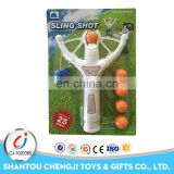 2017 Newest creative powerful ping pong ball toy professional slingshot