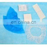 Sterile disposable PE visitor coat kit
