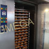 BAKERY SHOP USING RACK OVEN