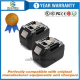 Cellularmega 18v 5.0AH LXT Lithium-Ion Battery with LED Indicator for Makita BL1850 BL1840 BL1830 BL1820 BL1815 LXT-400