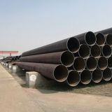 High quality LSAW 20 inch sch80 A671 CC60 cl22 welded pipe