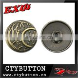 CTY-SO121 metal snaps for clothing/alloy button
