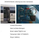 Electric Swing out Bus Door Opening Mechanism 12V/24 RH/LH, Bus Outswing Door Opener (EOM100)