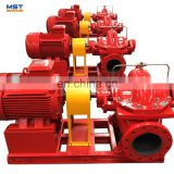 Double acting electric hydraulic pump