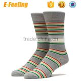 Custom Made Cotton Mens Socks Colorful