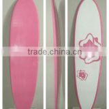 Female Flower Surfboard