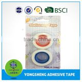 18mm Writable Color Invisible Tape with blister card                                                                         Quality Choice