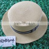 2016 School Paper Classic Straw Hats