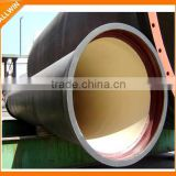 DCI Pipe, Ductile Iron Pipe Weight per meter