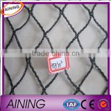 black anti bird net&hunting birds&knitted anti bird netting