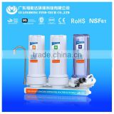 3 stage water filter machine water purifier Easy Water Filtration / Countertop 3 Stages Water Filter