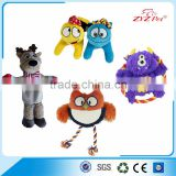 new design carton stuffed plush pet toy for dog and cat click here to find more pet toys