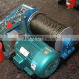 Mini Type Siemens 3-phase Motor Pull Small Electric Winch 240v