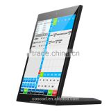10 inch touch screen electronic cash register for android wifi bluetooth pos system integrated machine M:1536