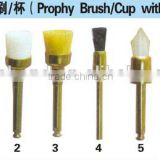 Dental Disposable Polishing cups Prophy Brushes