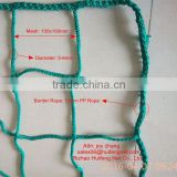 PP Rope Construction Building Safety Net Fall Protection                                                                         Quality Choice