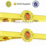wholesale factory manufacture brand quality custom gold tie clip for gift