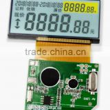 Price label display, electronic shelf label display, graphic lcd module , 240x64,