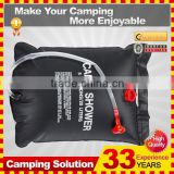 2015 Wholesale Portable Camping Shower Bag