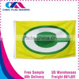 hot sell durable custom promotion cape flag