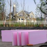 2014 xps polystyrene extruded sound insulation board factory Hot Sell Heat preservation material price                                                                         Quality Choice