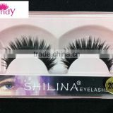 2015 new styles 10pairs/box False Eyelash top quality package Crisscross false eyelashes ZX:226
