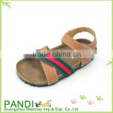 Fashion design nude kids sandals/Brand name china kids fancy sandals/Cheap china wholesale kids beach sandals