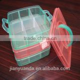 plastic pet food container /divided plastic food container /malaysia plastic food container