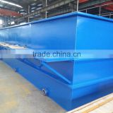 The MBR container type sewage disposal equipment/Industrial waste water, food processing wastewater treatment