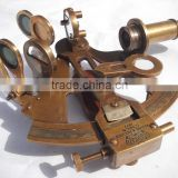 Kalvin & Hughes london 1917 Nautical sextant/nautical instruments/brass sextant/antique sextant