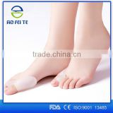 Hebei Aofeite High quality Bunion Corrector 100% Medical Silicone Hallux Valgus Pro for Footcare