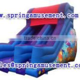 The most popular outdoor commercial giant inflatable slide, inflatable water slide, inflatables SP-SL078