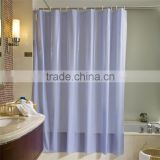 Printed peva bath shower window curtain liners                                                                         Quality Choice