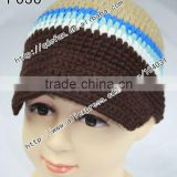 wholesale knit hats pictures crochet cowboy hat baby hat snapback cap 100% cotton kintting patterns for boys