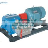 2014 High pressure drain pipe cleaning machine / sewer cleaner pump