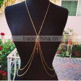 New Women Trendy Shoulder Harness Body Chains Fashion Jewelry