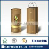 Innovative cardboard cylinder packaging box for socks                                                                         Quality Choice
