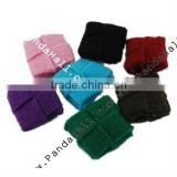Handmade Woven Cloth Beads, Square, Multicolor, Size: about 29mm long, 29mm wide, 11mm thick, hole: 4mm(FIND-P001-M)